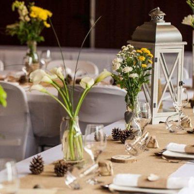 Mariage rustique champêtre en Savoie