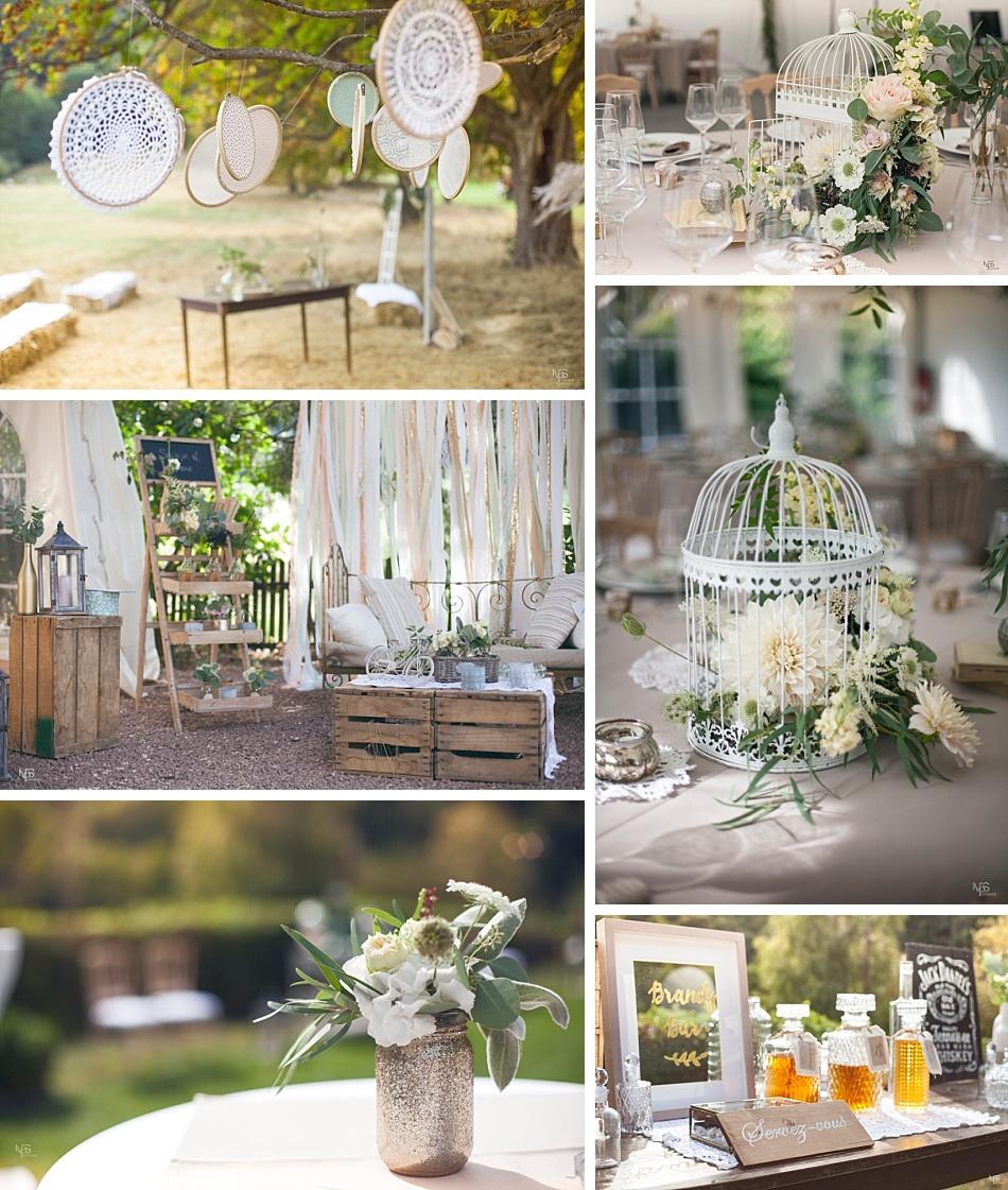 location décoration de mariage feelicite