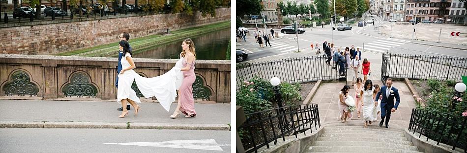 un mariage élégant et romantique à la Villa Sturm Strasbourg