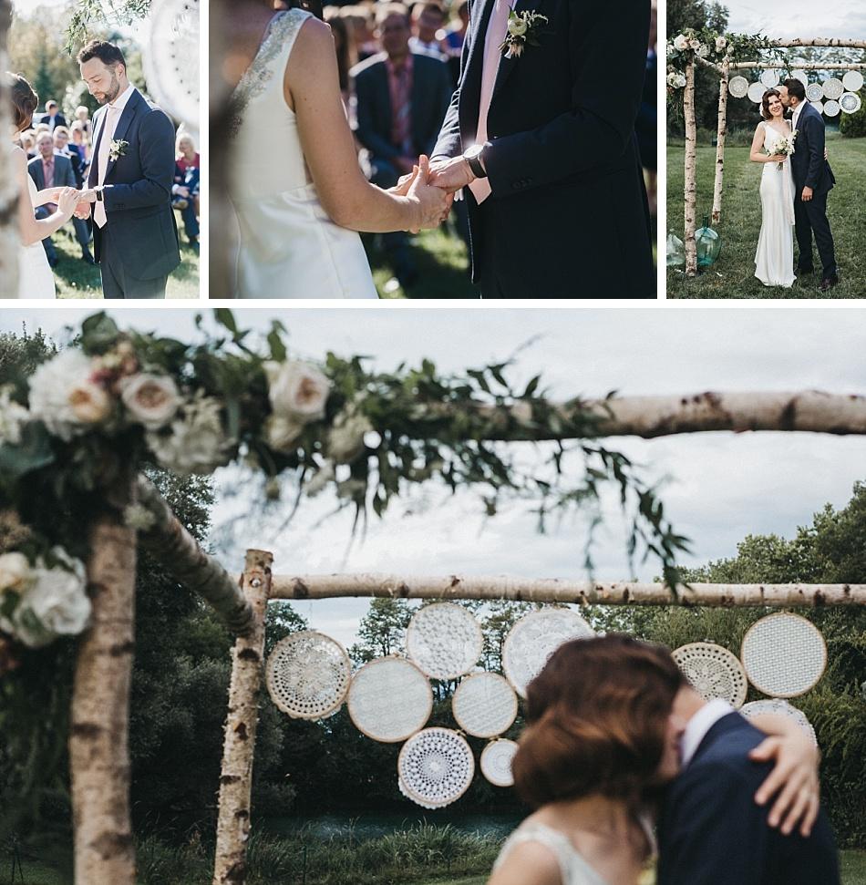mariage bohème à la cour de Honau