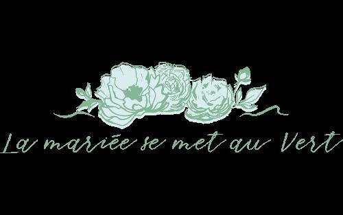La mariée se met au vert