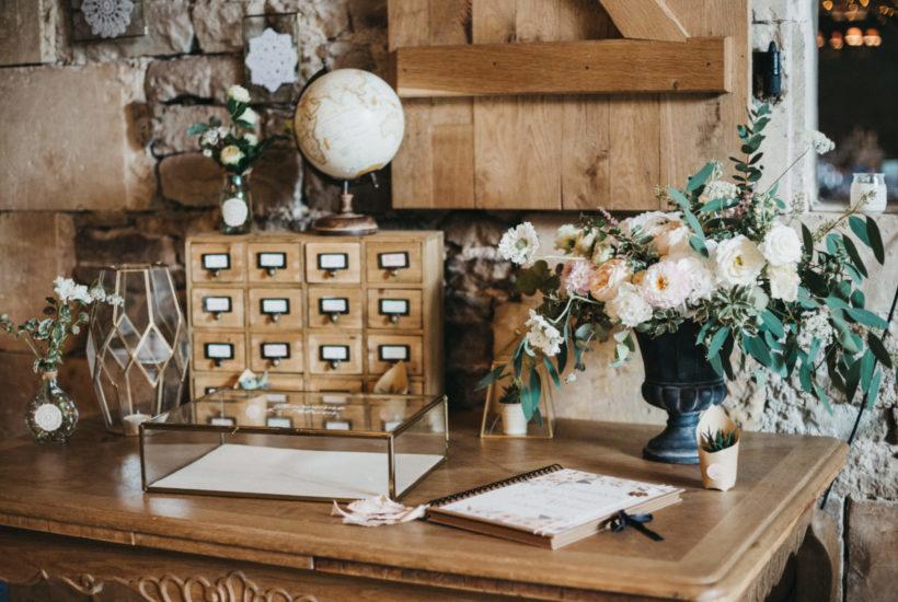 un mariage au château en Bourgogne