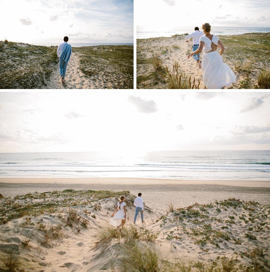 mariage boho plage seignosse
