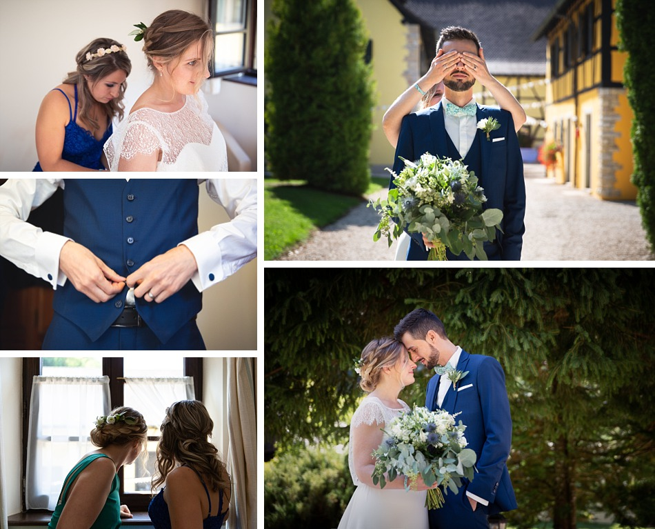 un mariage kinfolk au Moulin