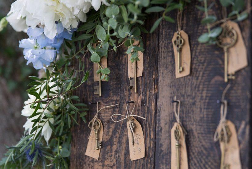 un mariage dans une forêt enchantée dans les vosges