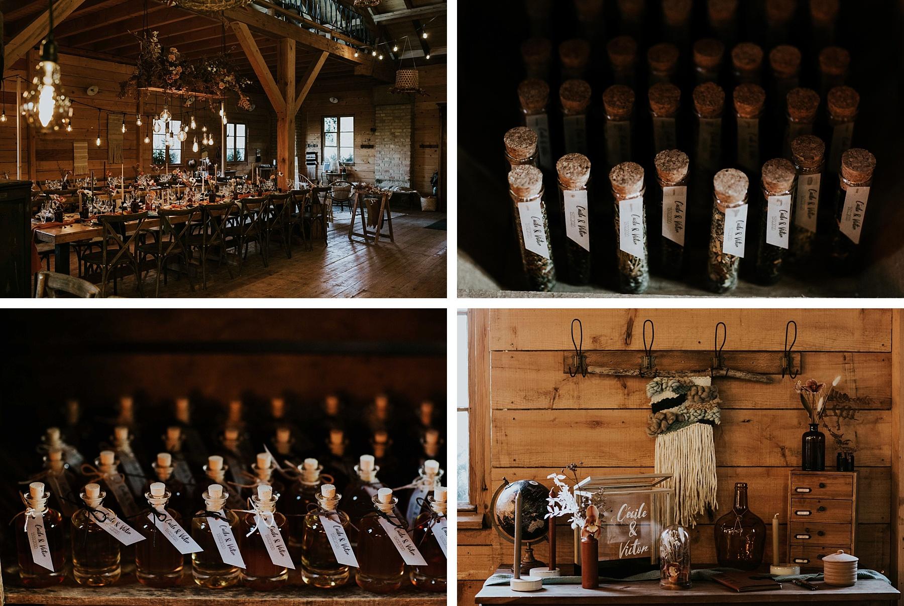 mariage hiver drille alsace cadeaux invités